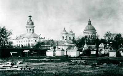 Архив Александро-Невской Лавры и работы по его описанию