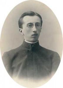 Студент С.-Петербургского университета А.В. Королев